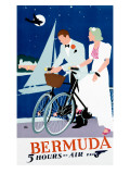 Pan American Airline to Bermuda