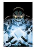 Ultimate Fantastic Four 52 Cover: Thanos