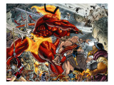 Thor 85 Group: Surtur and Beta-Ray Bill