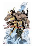 Young X-Men No1 Cover: Cyclops