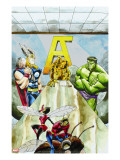 Avengers Classics 1 Group: Hulk  Thor and Iron Man