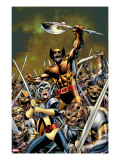 Wolverine: First Class No4 Cover: Shadowcat and Wolverine
