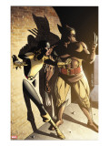 Wolverine: First Class 11 Cover: Wolverine and Shadowcat