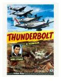 WWII James Stewart AAF Thunderbolt