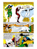 Uncanny X-Men 139 Group: Shaman  Vindicator  Snowbird and Alpha Flight