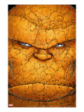 Ultimate Fantastic Four 14 Cover: Thing
