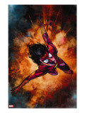 Spider-Woman 3 Cover: Spider Woman