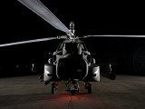 An Ah-64D Apache Longbow