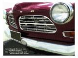 Ruby Vintage Car 18X24