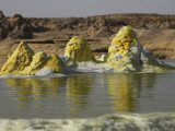 Dallol Geothermal Area  Danakil Depression  Ethiopia