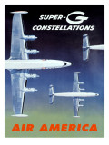 Fly Air America Super G Constellation