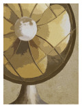 Stay Cool Vintage Fan