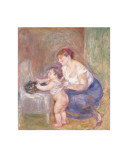 Mother and Child  ca 1895