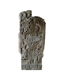 Stela with Supernatural Scene