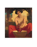 The Grape (The Wine Maker)  c1906