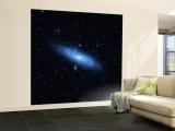 Andromeda Galaxy's Older Stellar Population in Blue
