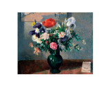 Bouquet of Flowers (Bouquet de Fleurs)  circa 1898