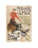 Motocycles Comiot  1899