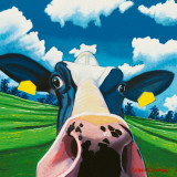 Cow II  Nosey Cow