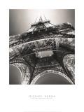Eiffel Tower  Study 3  Paris  France  1987
