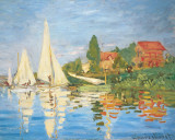 Regattas in Argenteuil