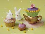 Cupcakes and Rabbits