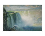 Blue Niagara  c1884