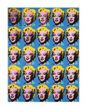Twenty-Five Colored Marilyns  1962