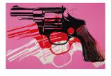 Pistolet, vers 1981-82 Reproduction d'art par Andy Warhol