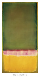 Untitled, ca. c.1949 Reproduction d'art par Mark Rothko