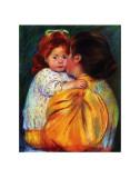 Maternal Kiss  c 1896