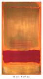 Sans titre, vers 1949 Reproduction d'art par Mark Rothko