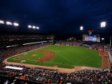 Texas Rangers v San Francisco Giants  Game 1: The San Francisco Giants play the Texas Rangers