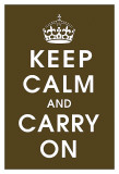 Keep Calm (chocolate)