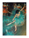 Danseuse Reproduction d'art par Edgar Degas