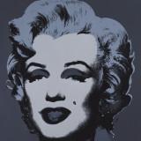 Marilyn Monroe, 1967 (black) Reproduction d'art par Andy Warhol