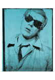 Self-Portrait  c1964 (teal)