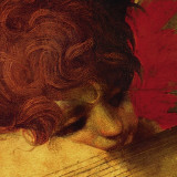 Musical Angel (detail)