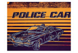 Police Car  c1983