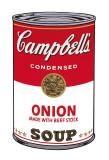 Campbell's Soup I: Onion  c1968