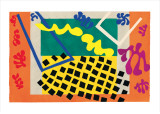 Les Codomas Reproduction d'art par Henri Matisse