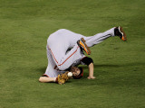 San Francisco Giants v Texas Rangers  Game 4: Freddy Sanchez