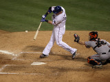 San Francisco Giants v Texas Rangers  Game 3: Josh Hamilton
