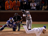 Texas Rangers v San Francisco Giants  Game 5: Edgar Renteria