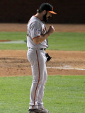 San Francisco Giants v Texas Rangers  Game 4: Brian Wilson