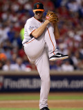 San Francisco Giants v Texas Rangers  Game 4: Madison Bumgarner