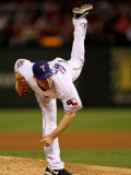 Texas Rangers v San Francisco Giants  Game 5:  Cliff Lee
