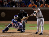 San Francisco Giants v Texas Rangers  Game 4: Buster Posey