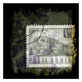 Train Stamp II