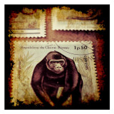 Gorilla Stamp